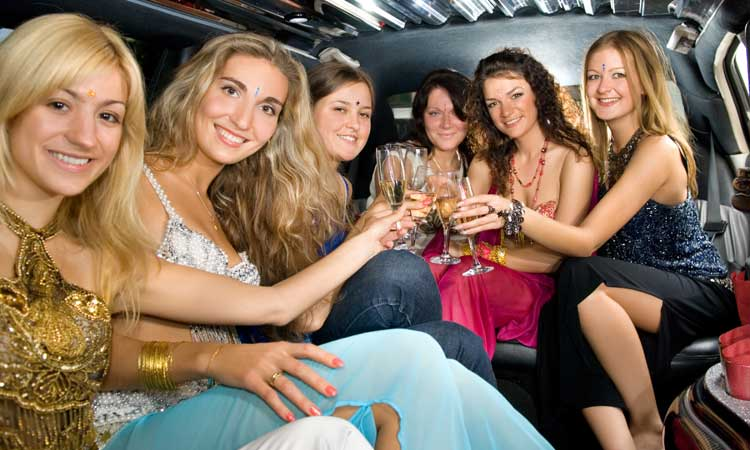River Oaks Limousine - Ladies Night Out